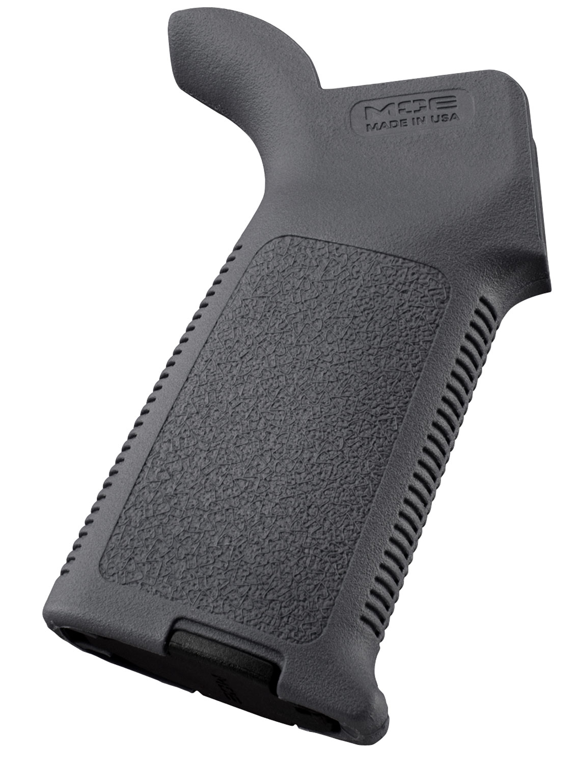 Magpul MAG415-GRY MOE  Pistol Grip Aggressive Textured Polymer Gray