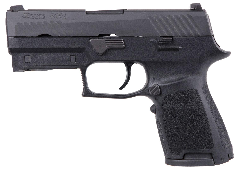 Sig Sauer 320C9BSSLIMA P320 Compact 9mm Luger Double 3.9