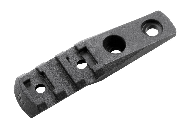 Magpul MAG587-BLK M-LOK Cantilever Rail/Light Mount  Polymer Black 3.15