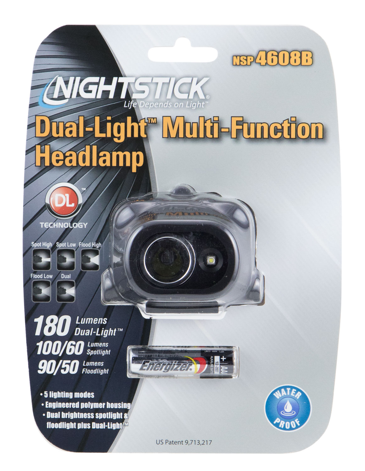 NST 4608B HEADLAMP MULTI FUNC