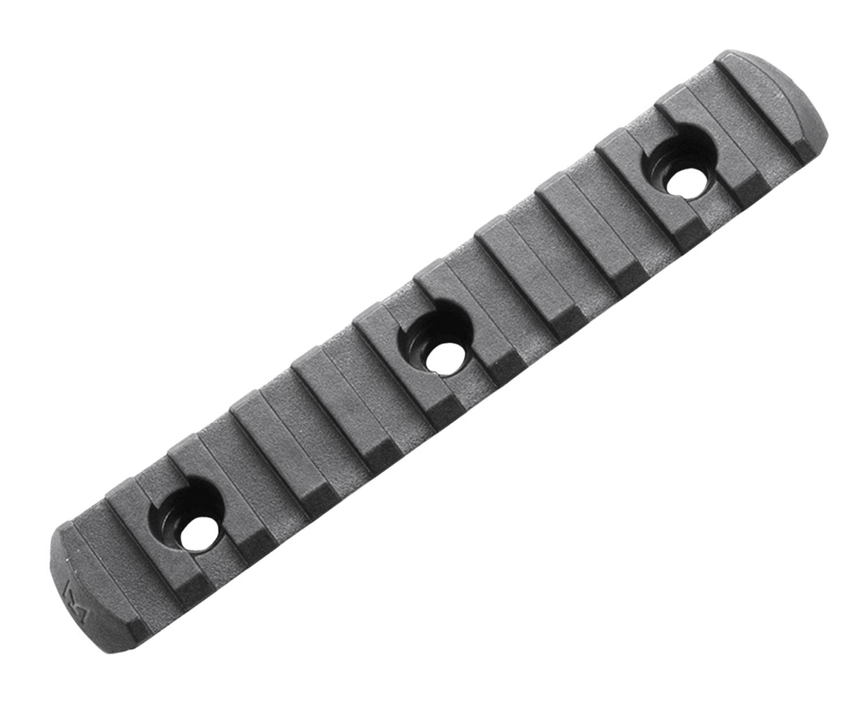 Magpul MAG593-BLK M-Lok 11 Slot Polymer 4.9