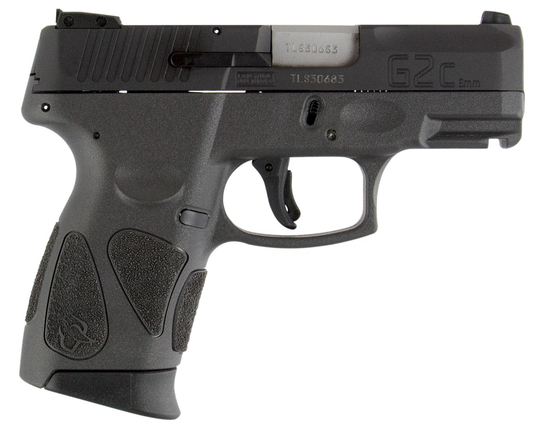 Taurus 1G2C93112G 111 G2C 9mm Luger 3.20