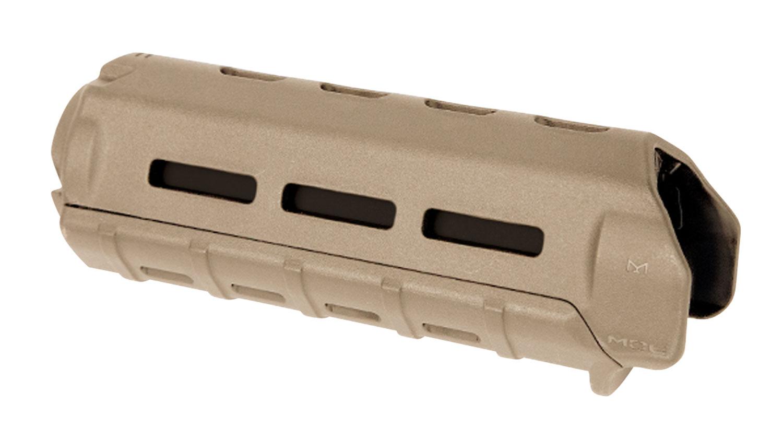 Magpul MAG424-FDE MOE M-LOK Carbine Hand Guard AR15/M4 Polymer/Aluminum Flat Dark Earth