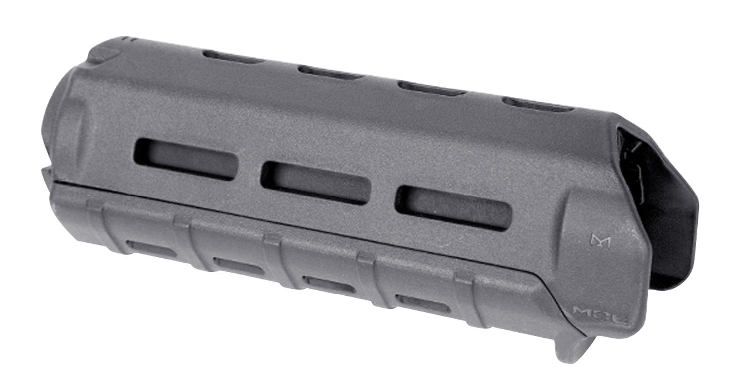 Magpul MAG424-GRY MOE M-LOK Carbine Hand Guard AR15/M4 Polymer/Aluminum Gray