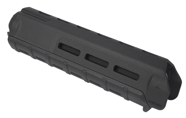 Magpul MAG426-BLK MOE Handguard M-LOK AR15/M4 Textured Black Polymer Midlength