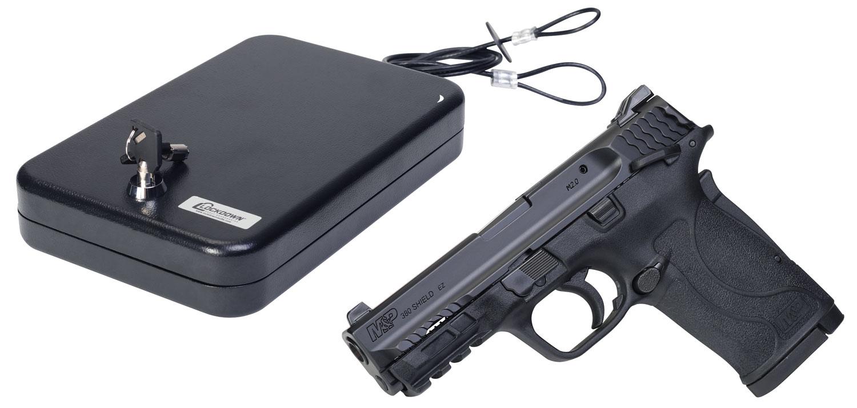Smith & Wesson 12493 M&P 380 Shield EZ 380 Automatic Colt Pistol (ACP) Double 3.675