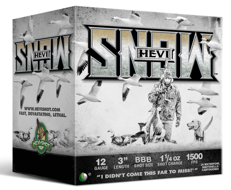 Hevishot 20888 Hevi-Snow Waterfowl  12 Gauge 3