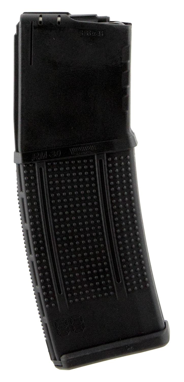 ProMag RM30SL AR-15 Replacement Magazine  223 Remington/5.56 NATO 30 Round Steel/Polymer Black Finish