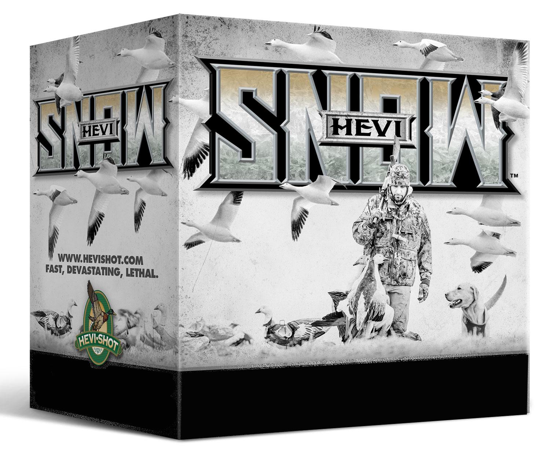 Hevishot 25001 Hevi-Snow Waterfowl 12 Gauge 3.5