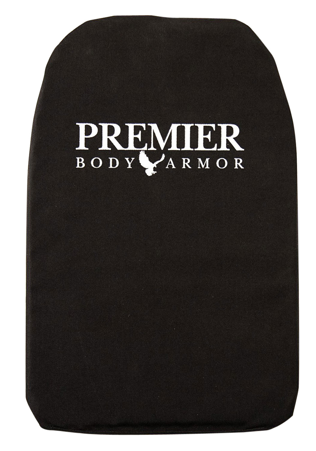 PREMIER BODY ARMOR LLC BPP9005 Backpack Panel Universal Body Armor Level IIIA 10x12 Kevlar/500D Cordura Black