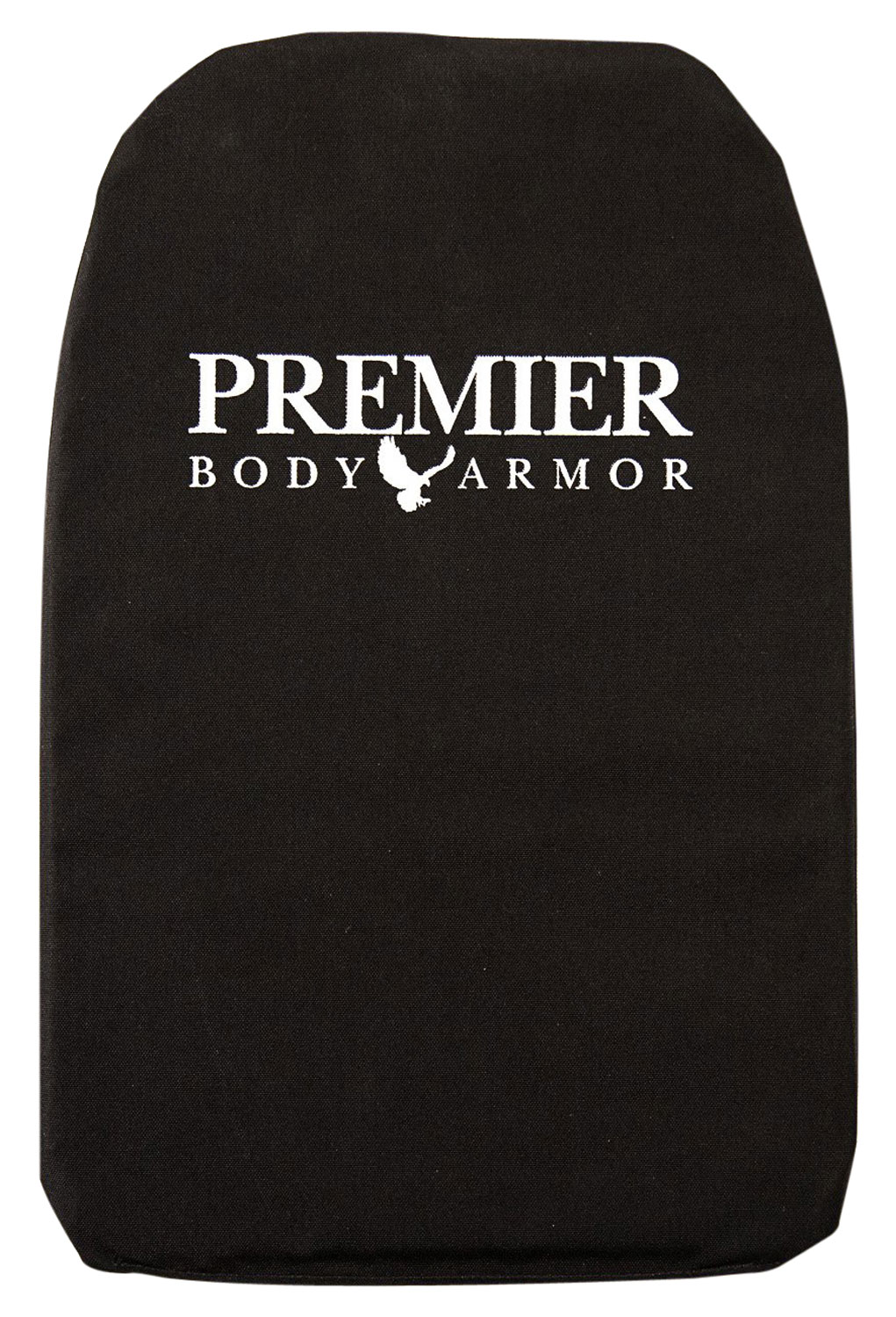 PREMIER BODY ARMOR LLC BPP9009 Backpack Panel Universal Body Armor Level IIIA 11x16.5 Kevlar/500D Cordura Black