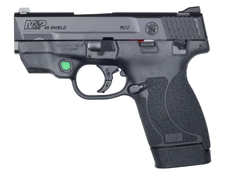 SW SHIELD M2.0 45ACP 7RD TS GRLSR