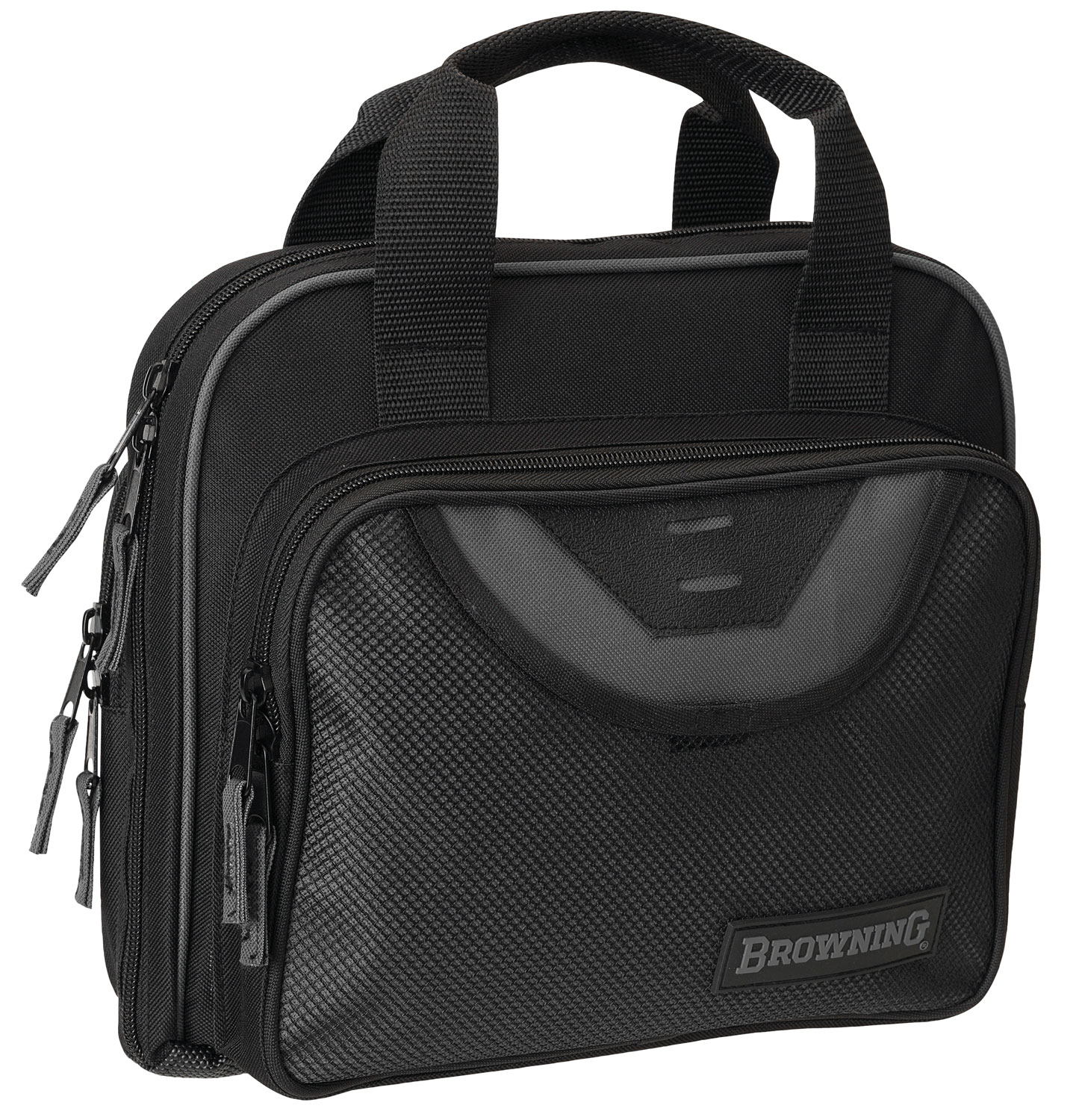 Browning 12902099 Crossfire  Double Pistol Case 12.5