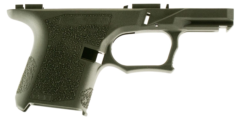 Polymer80 P80PF940SCOD G26/27 Gen3 Compatible 80% Pistol Frame Kit OD Green Polymer