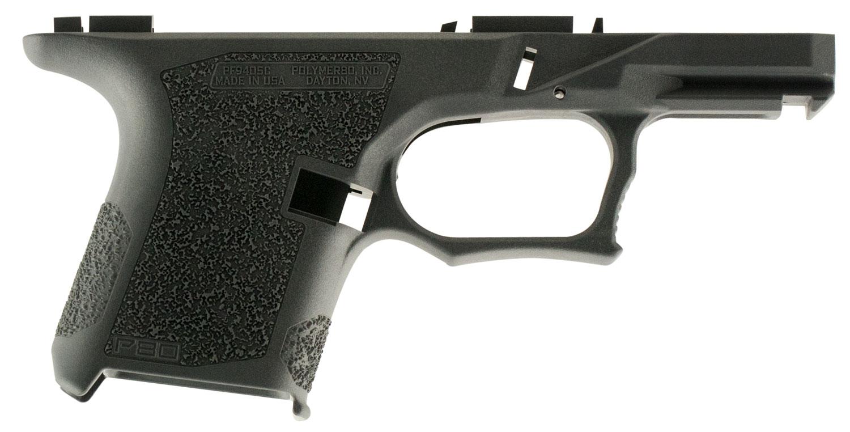 Polymer80 P80PF940SCGR G26/27 Gen3 Compatible 80% Pistol Frame Kit Gray Polymer