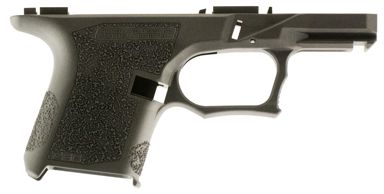 Polymer80 P80PF940SCCO G26/27 Gen3 Compatible 80% Pistol Frame Kit Cobalt Polymer