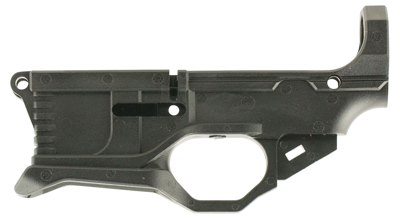 Polymer80 P80RL556V3BL AR-15 80% Lower Receiver Kit Polymer Black