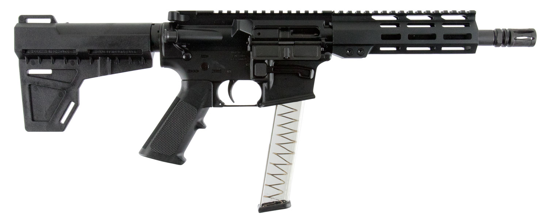 I.O. IO9MM2022BR M215 ML-7 AR Pistol with KAK Brace Semi-Automatic 9mm Luger 7.5