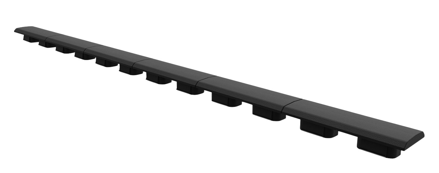 Magpul MAG602-BLK M-LOK Type 1  Rubber Cover Black 9.5