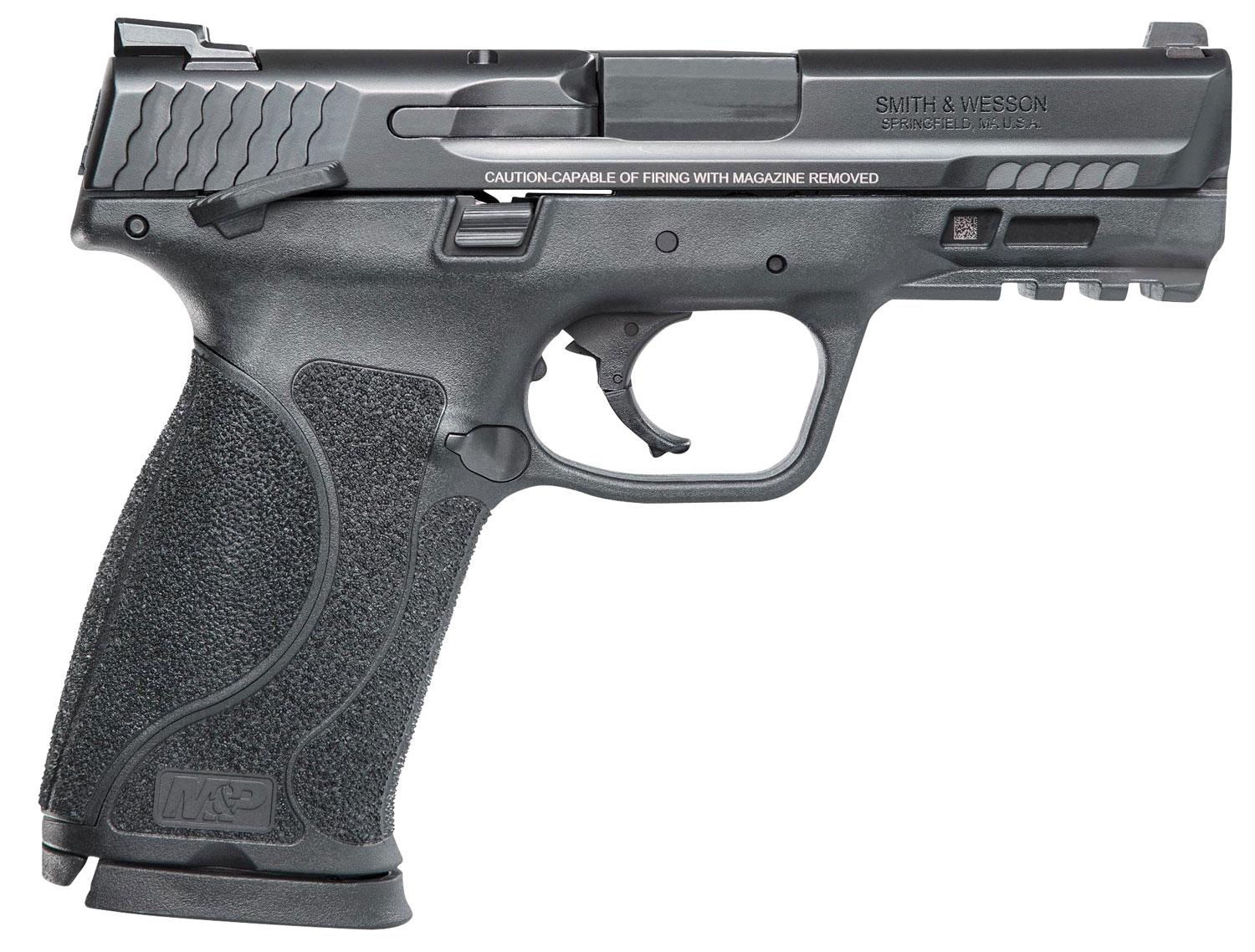 Smith & Wesson 12105 M&P 45 M2.0 Compact 45 ACP Double 4