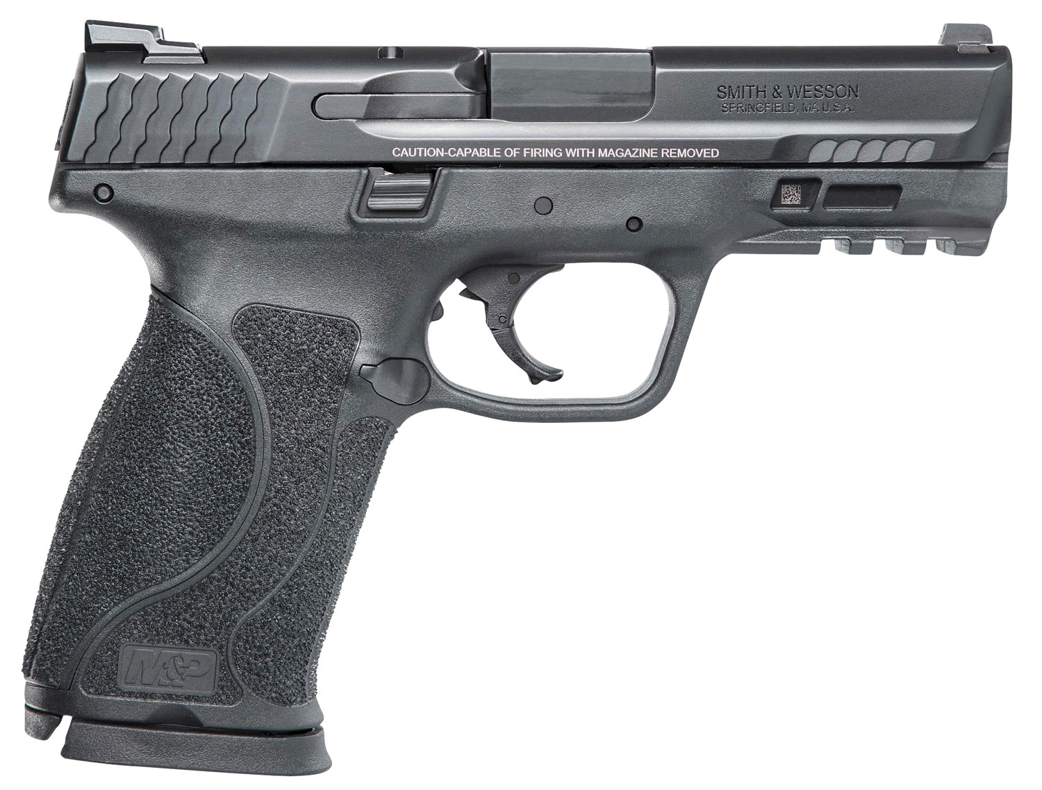 Smith & Wesson 12106 M&P 45 M2.0 Compact  45 ACP Double 4