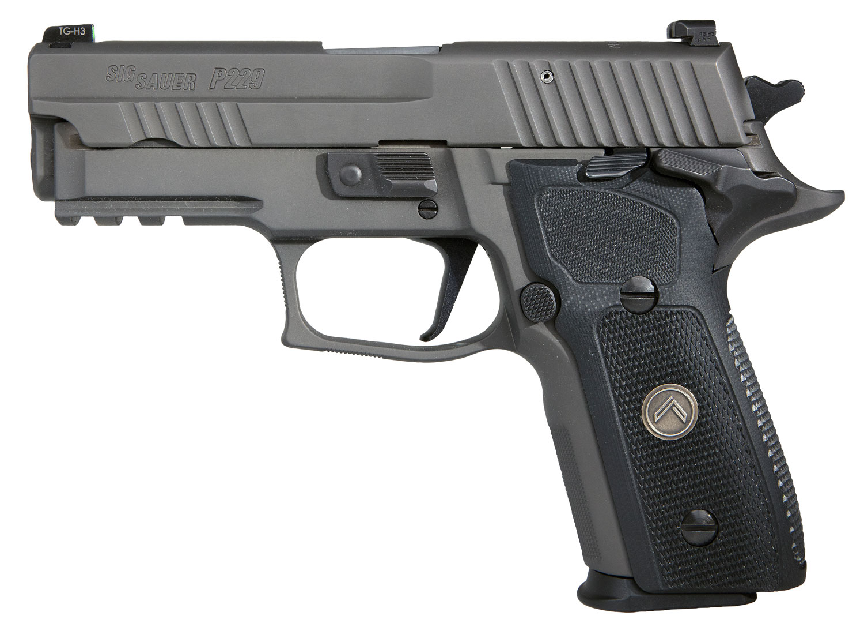 Sig Sauer E29R9LEGIONSAO P229 Compact Legion 9mm Luger 3.90
