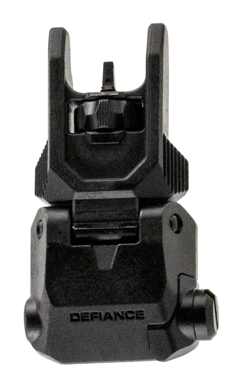 Kriss USA DAFSBL00 Defiance Flip-Up Sights Front AR Rifle Steel Black