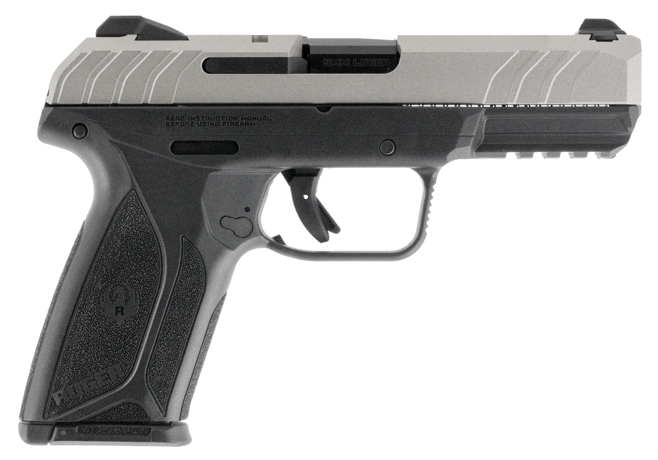 Ruger 3822 Security9 Compact 9mm Luger Double 4