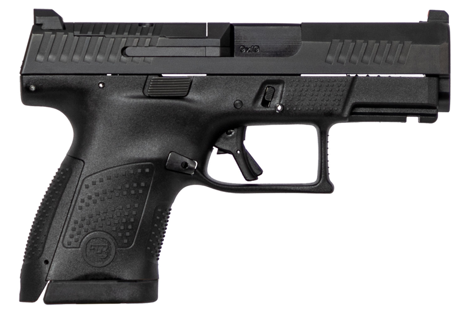 P-10 S 9MM BLK 12+1 3.5 OR US - OPTICS READY | US MADE