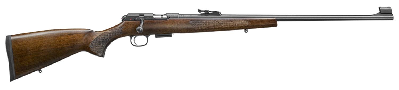 CZ 02303 CZ 457 Lux  17 Hornady Magnum Rimfire (HMR) 24.8