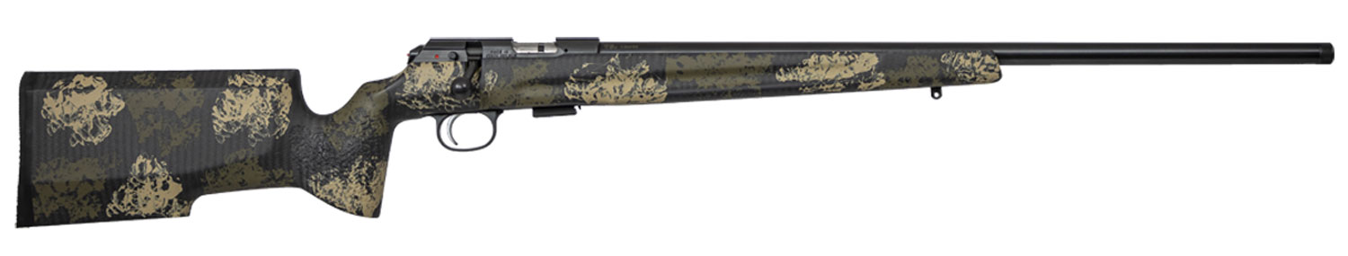 CZ 02358 CZ 457 Varmint Precision Trainer  22 Long Rifle 20.5