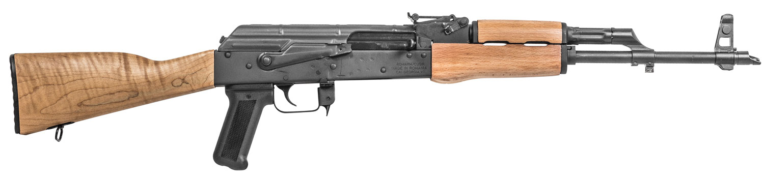 WASR-10 7.62X39 BL/WD 10+1 CA - STAMPED RECEIVER |CA COMPLIANT