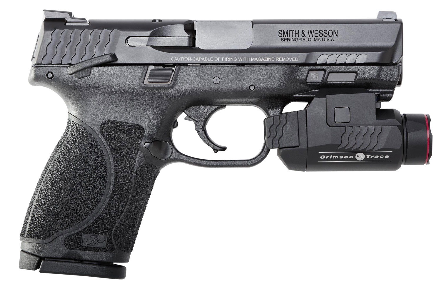 Smith & Wesson 12412 M&P 9 M2.0 Compact 9mm Luger Double 4