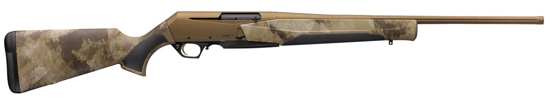Browning 031064211 BAR MK3 Hells Canyon Speed 243 Win 4+1 22
