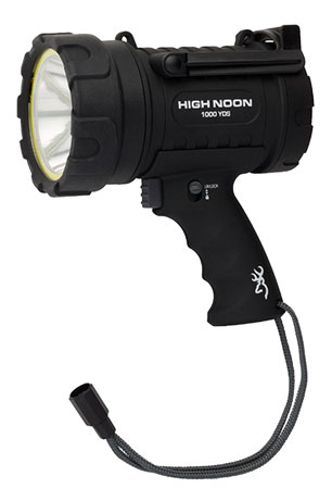 Browning 3717774 High Noon Pro 1000 USB High Noon Pro 1000 Spotlight USB