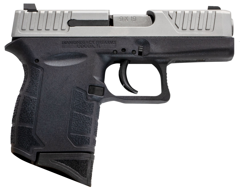 Diamondback DB9NB DB9 G4 9mm Luger 3.10