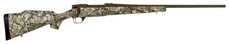 Weatherby VAP270NR40BR Vanguard Badlands  Bolt 270 Winchester 24