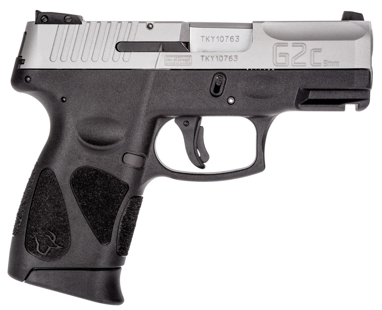 Taurus 1-G2C939-10 G2c  9mm Luger 3.20