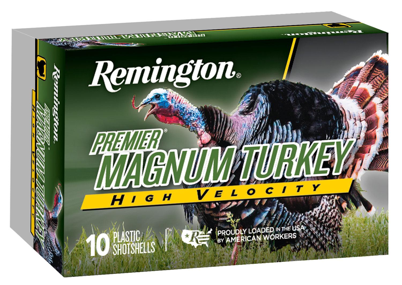 Remington Ammunition PHV1235M4A Premier High-Velocity Magnum Turkey  12 Gauge 3.5