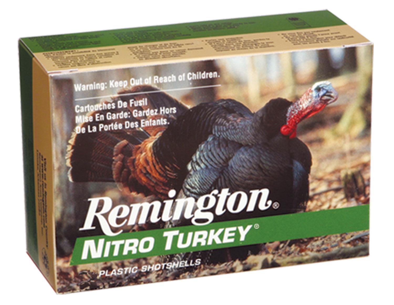 Remington Ammunition NT12H5A Nitro Turkey  12 Gauge 3