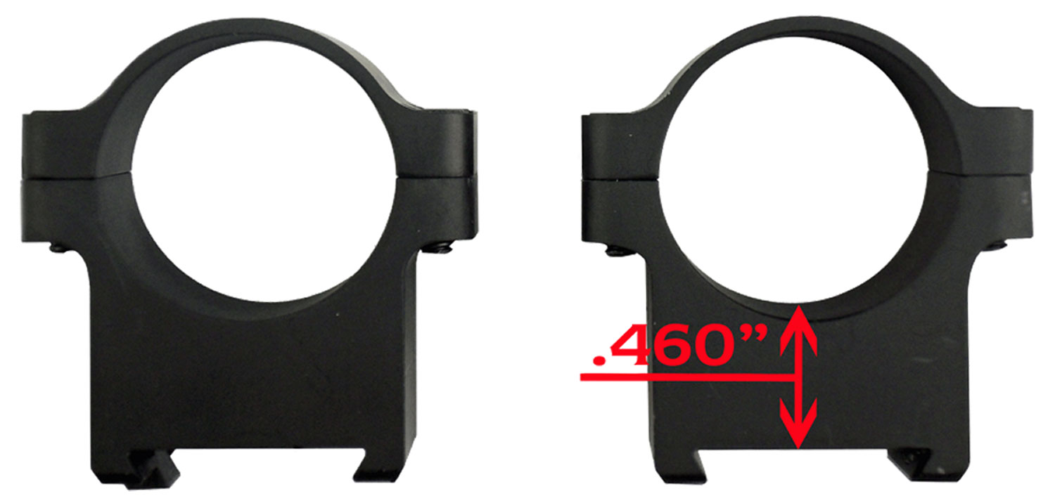 CZ 40010 CZ 550/557 Scope Rings  1