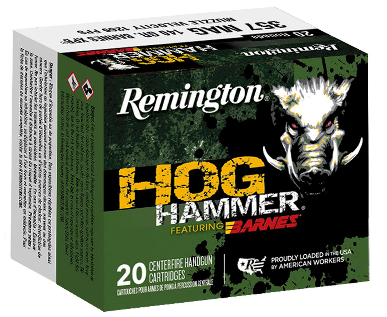 REM HOG HAMR 357MAG 140GR XPB 20/200