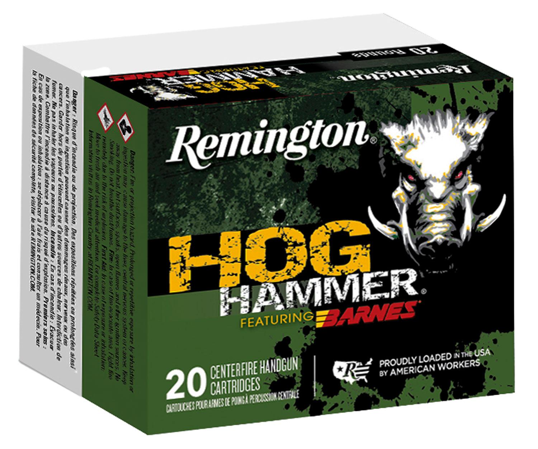 REM HOG HAMR 454CAS 250GR XPB 20/200