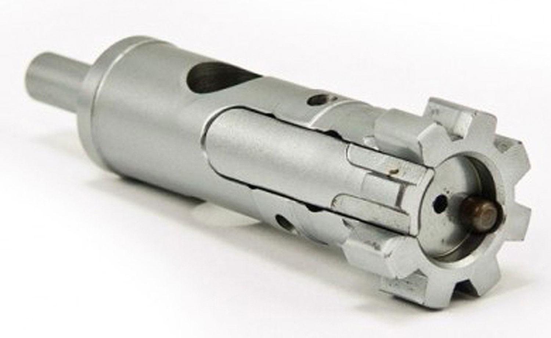 Patriot Ordnance Factory 00328 Bolt Assembly AR-15/M-16 223 Rem,5.56x45mm NATO Chrome Plated Steel