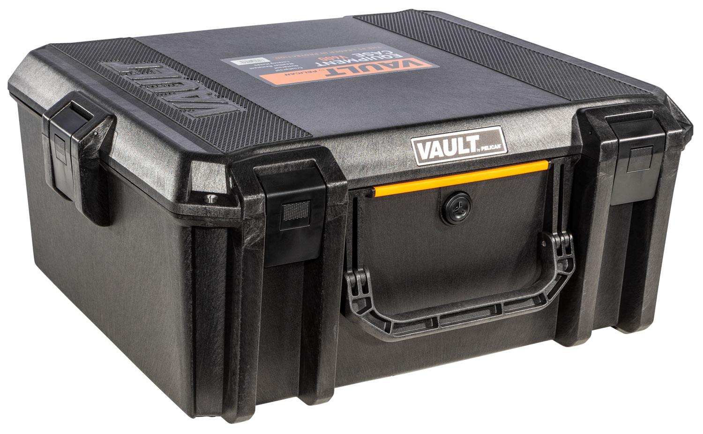 PELICAN VAULT V600 CASE 25X21X11 BLK