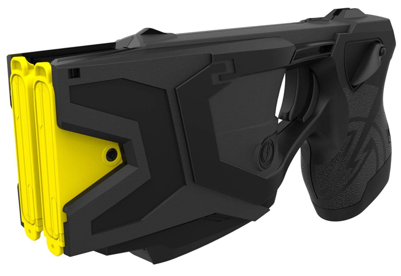 Taser 22029 Professional X2 With Flashlight 15 ft Black Polymer