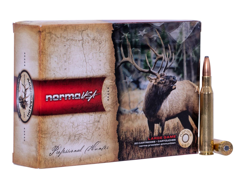 NORMA AMMUNITION (RUAG) 20171052 American PH   280 Remington 156 GR Oryx 20 Bx/ 10 Cs