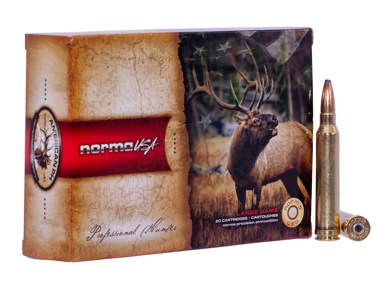 NORMA AMMUNITION (RUAG) 20174892 American PH   300 Winchester Magnum 180 GR Oryx 20 Bx/10 Cs