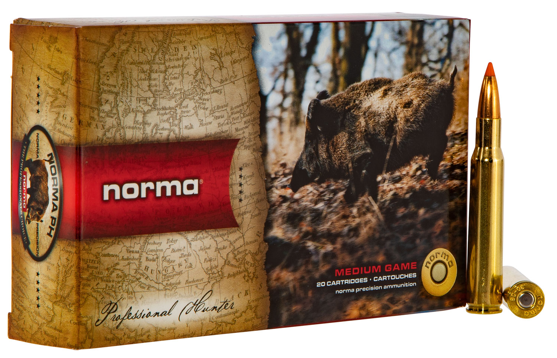 NORMA AMMUNITION (RUAG) 20174342 American PH   30-06 Springfield 170 GR Tipstrike 20 Bx/10 Cs