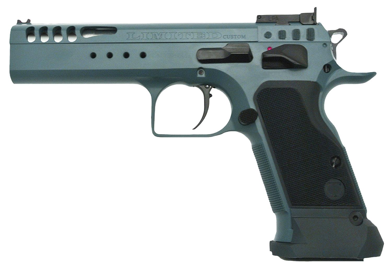 Tanfoglio 600336 Witness Elite Limited Custom 45 ACP 4.75